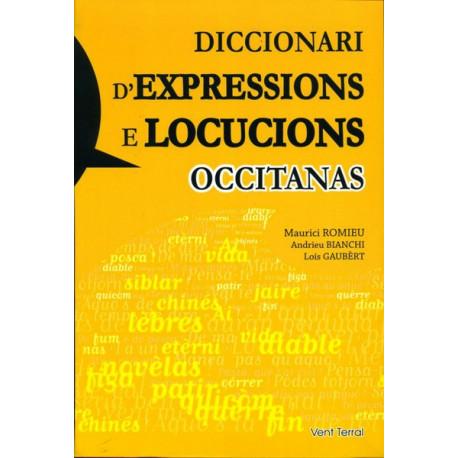 Diccionari d'expressions... oc - M. Romieu, A. Bianchi, L. Gaubert