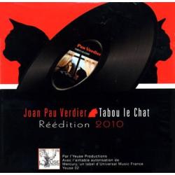 Joan-Pau Verdier - Tabou le chat