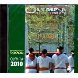 Nadau - Olympia 2010 (CD)
