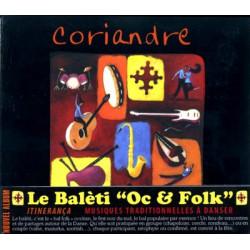 Coriandre - Itinerança