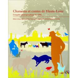 Chansons et contes de Haute-Loire - D. Perre
