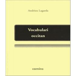 Vocabulari occitan - Andrieu Lagarda