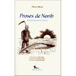 Proses de Norib - Pierre Biron
