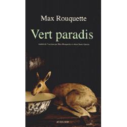 Vert Paradis (fr) - Max Rouquette