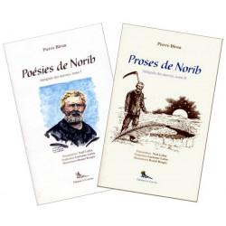Norib, l'Intégrale (vol 1 et 2) - Pierre Norib