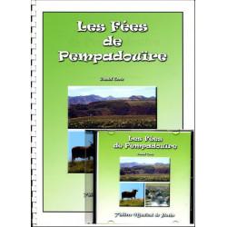 Les Fées de Pempadouïre (livre + CD) - D. Coste
