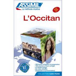 L'Occitan sans peine (livre) - N. Quint