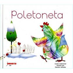 Poletoneta (lm + CD) - P. Ratineaud