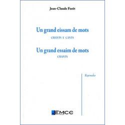 Un grand essaim de mots - Jean-Claude Forêt