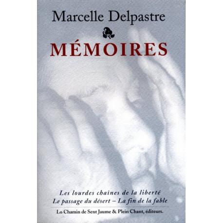 Mémoires - Marcelle Delpastre