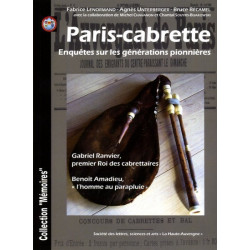 Paris-cabrette - Collectif