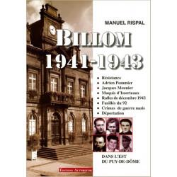 Billom 1941-1943 - Manuel Rispal