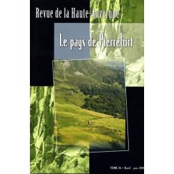 Le Pays de Pierrefort - Collectif