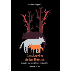 Les secrèts de las bèstias - A. Lagarda
