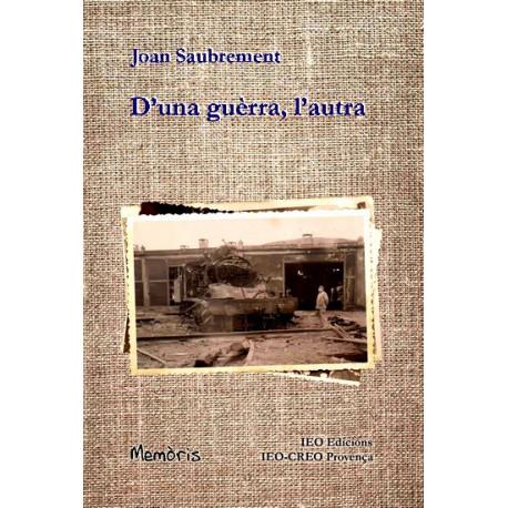 D'una guerra, l'autra - J. Saubrement