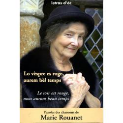 Le Soir est rouge (bil) - Marie Rouanet