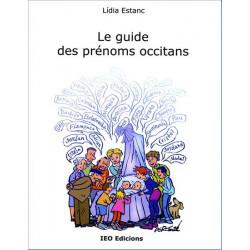 Le Guide des prénoms occitans - L. Estanc
