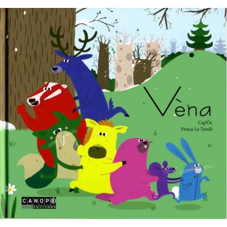 Vèna (bil avec CD) - Cap'òc, P. Le Tandé