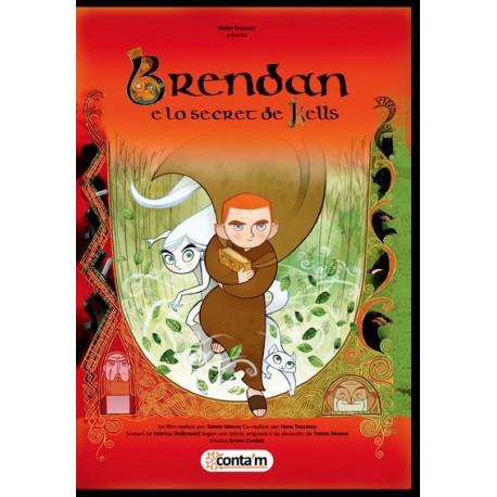 Brendan e lo secret de Kells - Tomm Moore