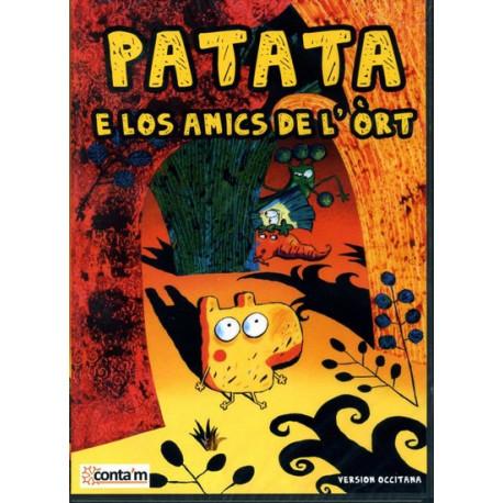 DVD Patata e los amics de l'òrt - B. Chieux, D. Louche-Pélissier